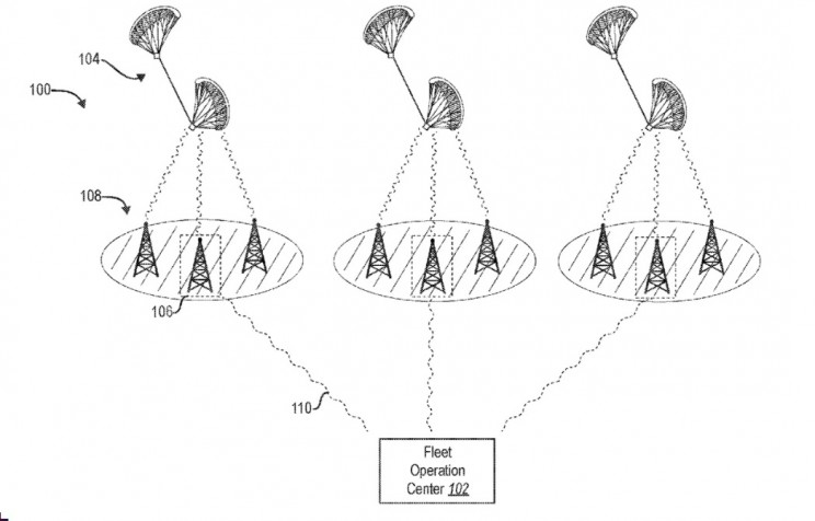 Facebook Files Patent for Kite Drone