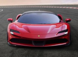 Ferrari's Most Powerful Car Ever is a Plug-In Hybrid Electric Vehicle: the SF90 Stradale
