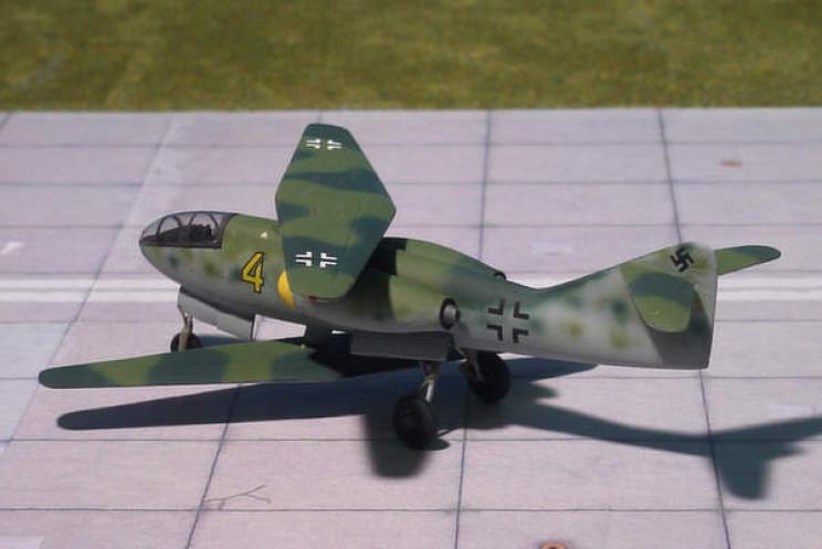 weird aircraft ME1109