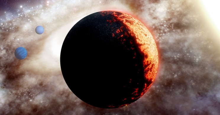Astronomers Find Super-Earth Around One of Milky Way's Oldest Stars
