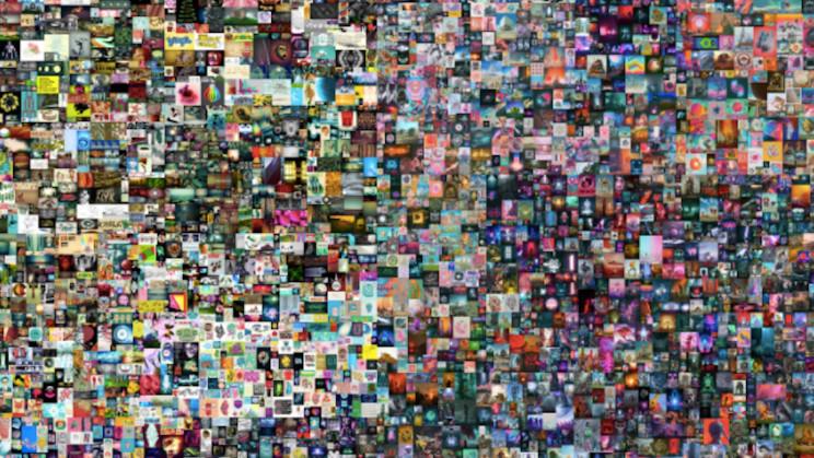 Digital Artist Sells NFT Artwork for $69.3 Million in a World First
