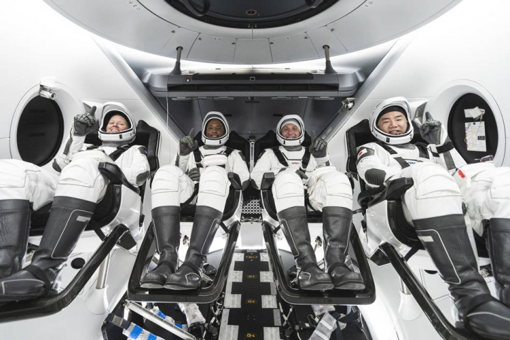 NASA Certifies SpaceX for Human Spaceflight Days Before Crew-1 Launch