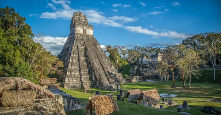 Ancient Mayas Ahead of Their Time, Filtering Water Through Minerals