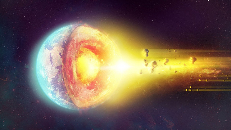 Scientists Find Earth's Core Is Growing 'Lopsided' For Reasons Unknown