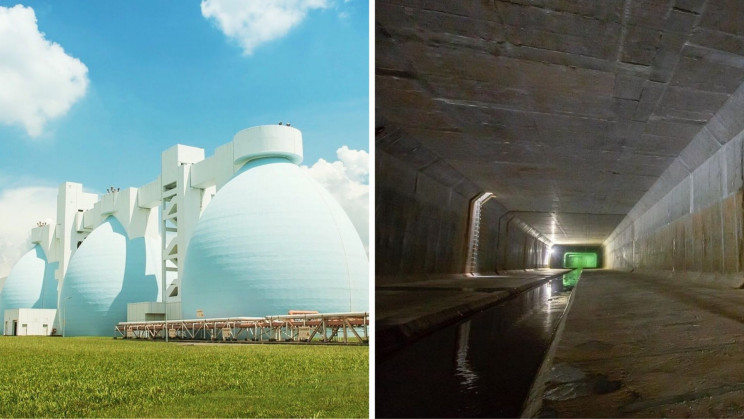 Singapore's High-Tech Plants Can Treat Up to 237M Gallons of Wastewater a Day