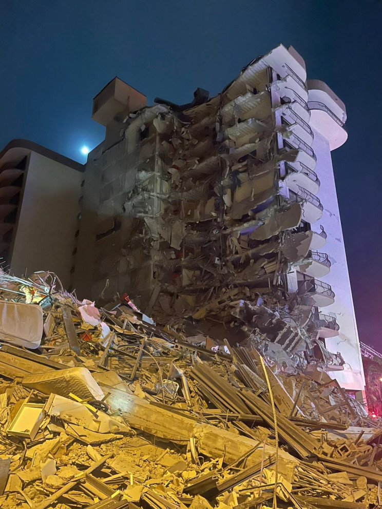 Throwable Robots Join Race to Find Survivors at Florida Condo Collapse