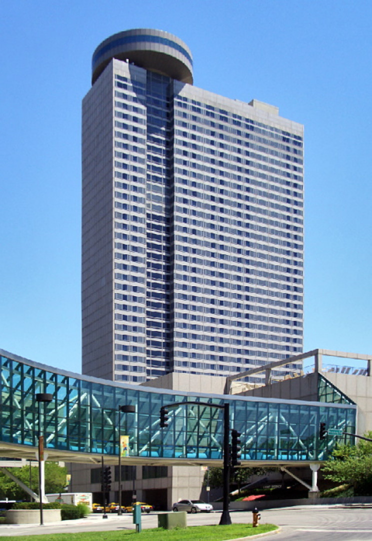 Hyatt Regency Hotel Kansas City