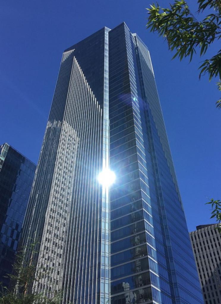 Millennium Tower San Francisco, California