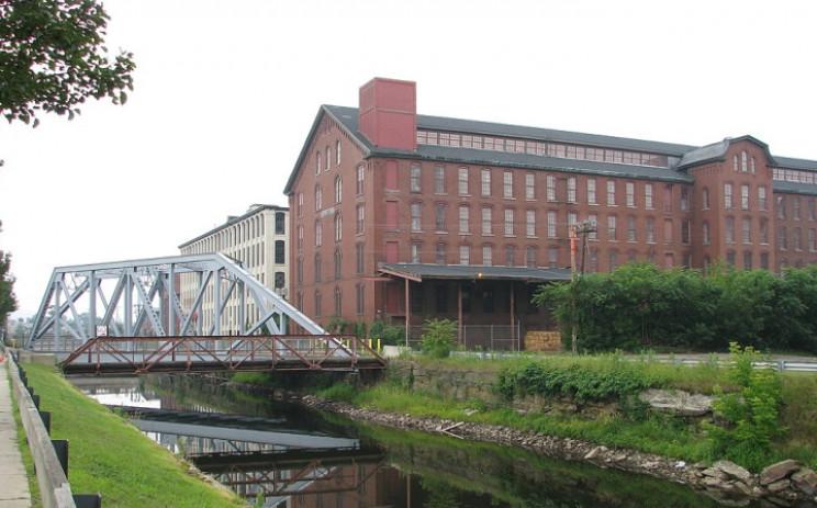 Pemberton Mill Lawrence, Massachusetts