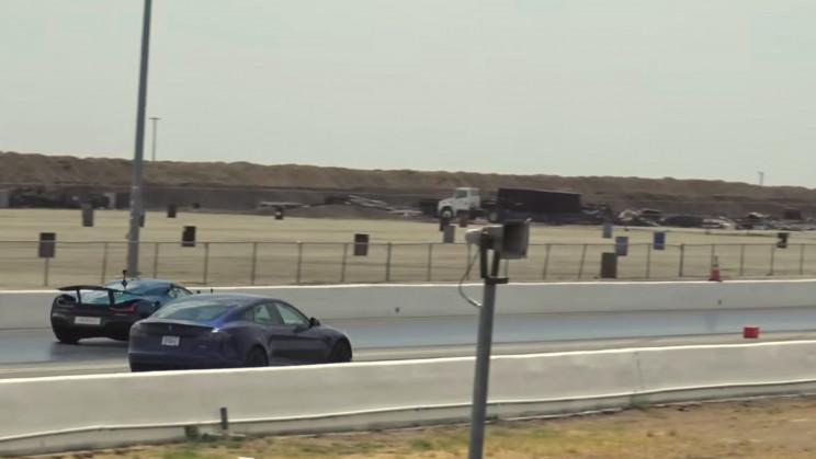 Rimac Nevera Beats Tesla Model S Plaid Hands Down