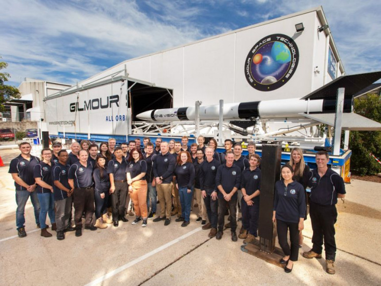 Queensland-Designed Rockets Get Australia Ready to Join the Global Space Race