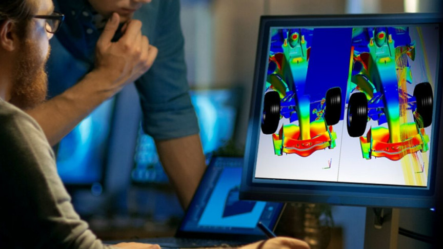 Image of article 'Join Ansys at the New Virtual Conference: Simulation World'