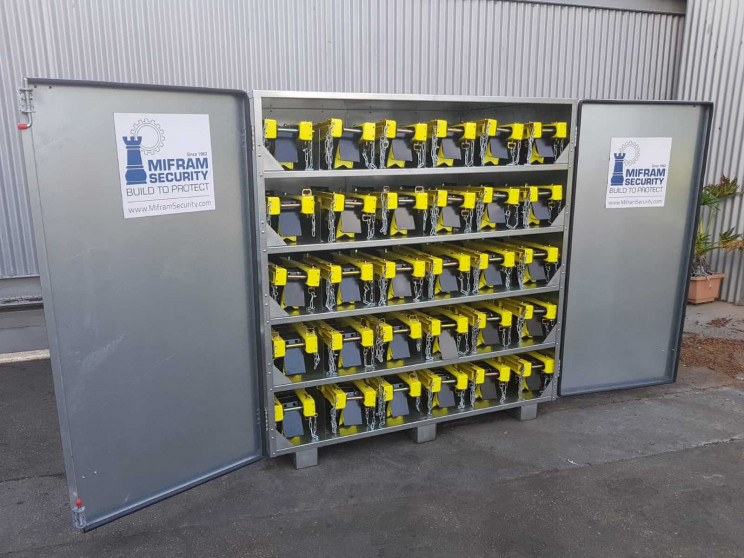 miframe security stored barriers