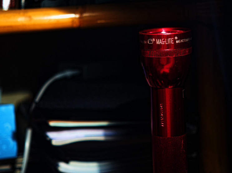 startups from garage maglite