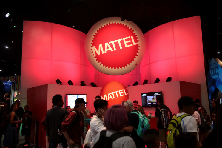 garage startups mattel