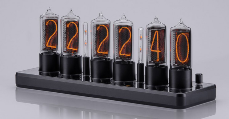 Introducing Millclock: The Company Bringing Nixie Tubes Back into the 21st Century
