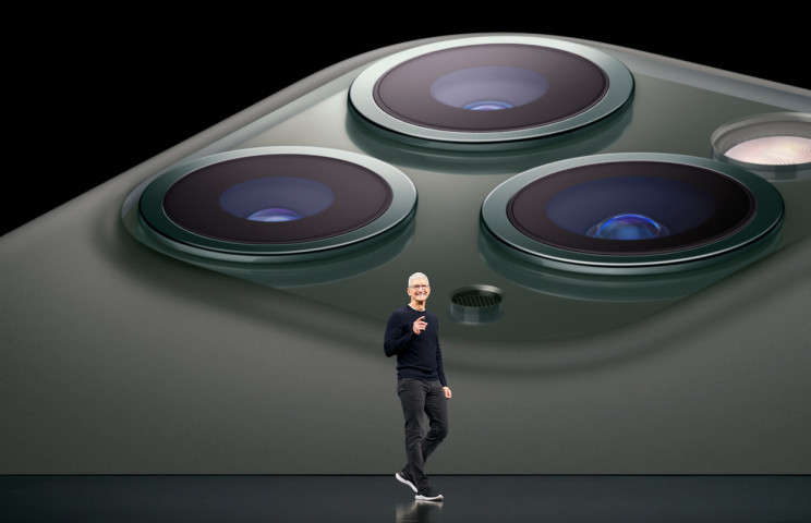 Apple's iPhone 11 is All About the Camera