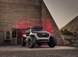 Audi Presents the Vehicle of the Future: Audi AI:Trail Quattro