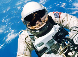 How Ed White, the First American to 'Spacewalk', Gave NASA a Much Needed Boost