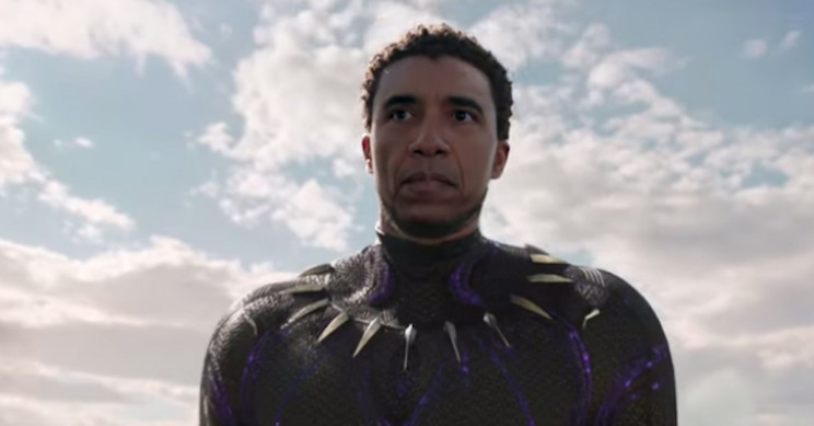 Barack Obama Has Been 'Deepfaked' into Black Panther
