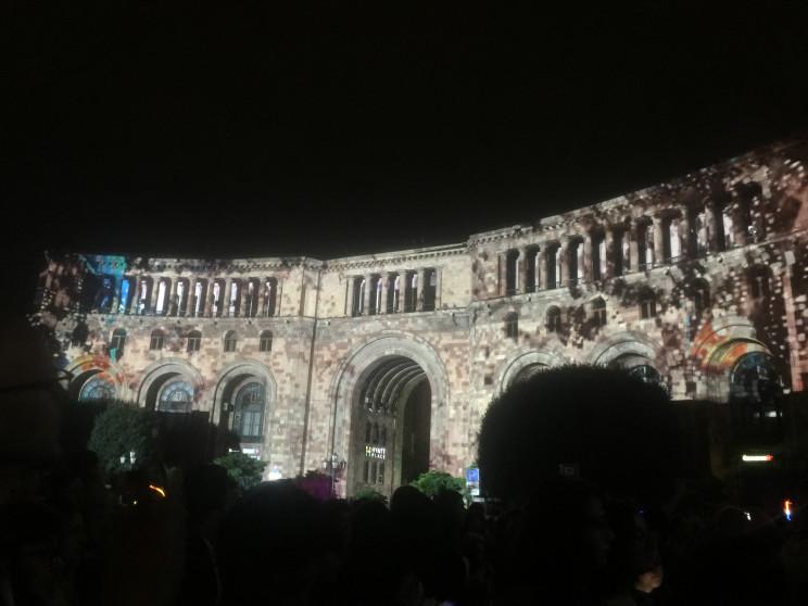 ai concert republic square, Yerevan