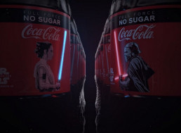 Coca-Cola and Star Wars Merge to Create the Greatest Hunt Ever