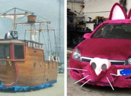 13 Great Car Modifications of Terrible Taste