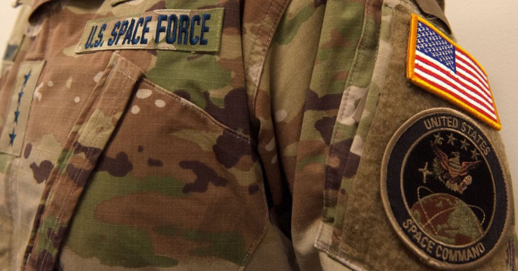 """The U.S. Space Force Has Unveiled Its """"Camouflage"""" Uniform, and Comments Online Are Streaming In"""