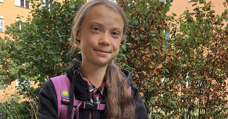 Greta Thunberg Back to School after One-Year Crusade Against Climate Change