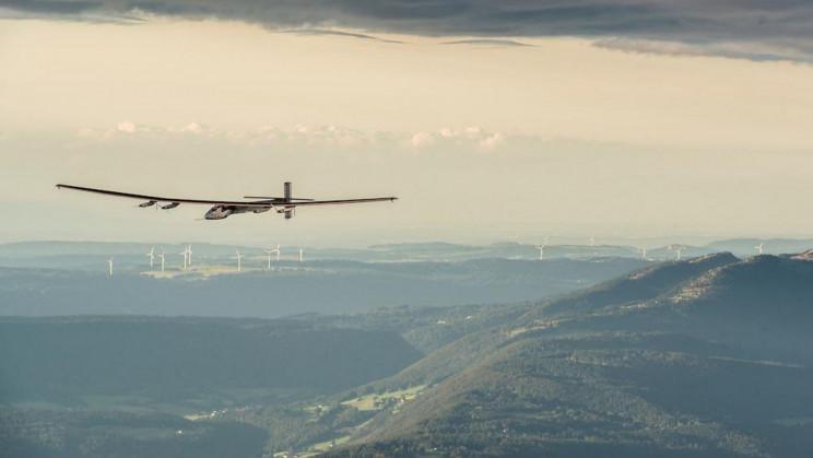Solar Impulse II Successfully Completes Trip Around the World