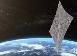 A Carl Sagan Inspired Solar Sail Is Set to Launch Next Week
