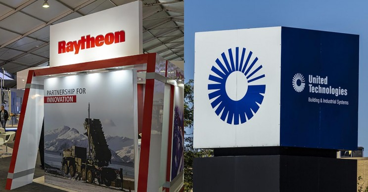 Raytheon and United Technologies Agree to Massive Aerospace Merger
