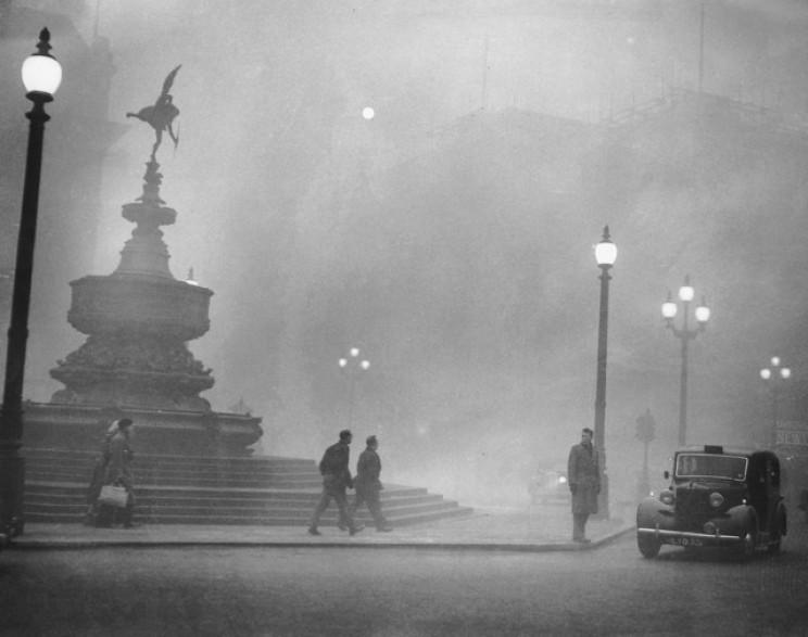 December 1952 London