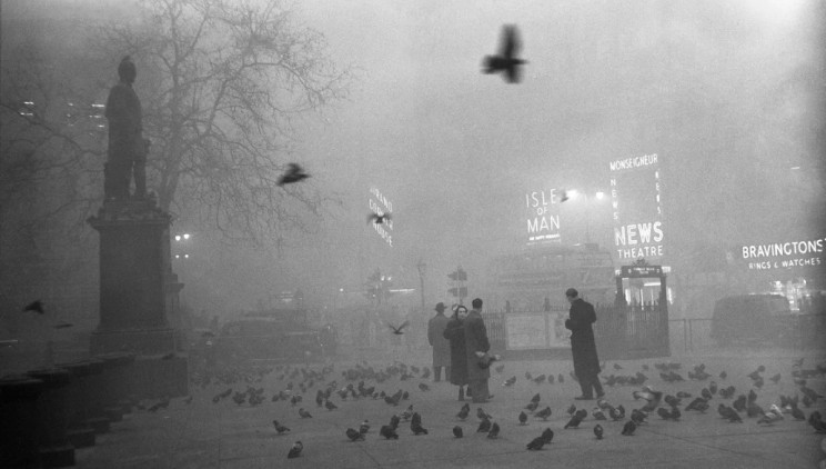London's 1952 Fog That Killed 12,000 People