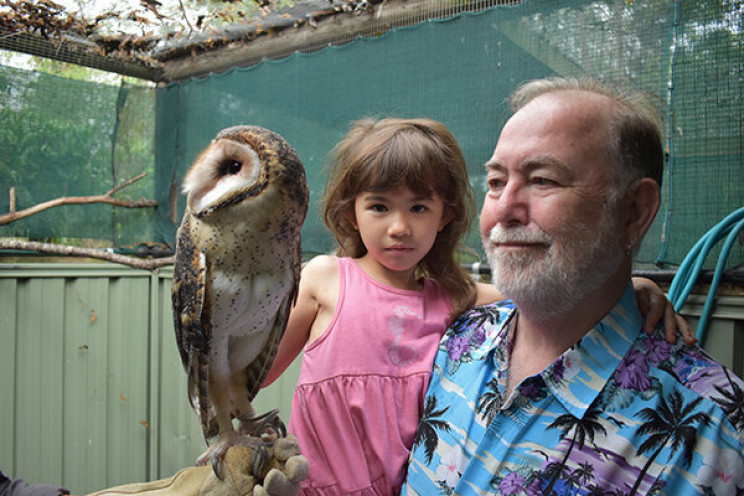 Six-Year-Old Grace's Love for Owls Has Made Her a Published Scientific Researcher