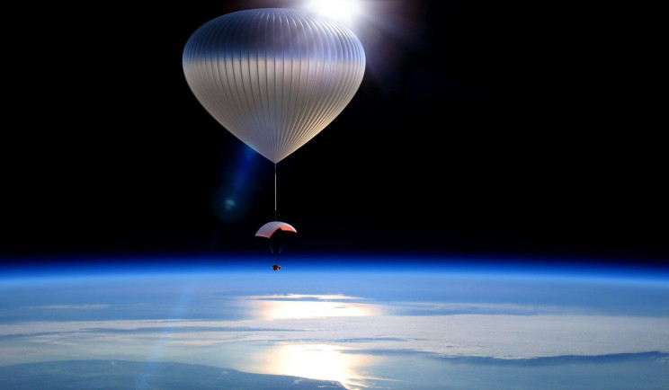 A Space Tourism Firm Will Charge $50,000 for a Stratospheric Balloon Ride