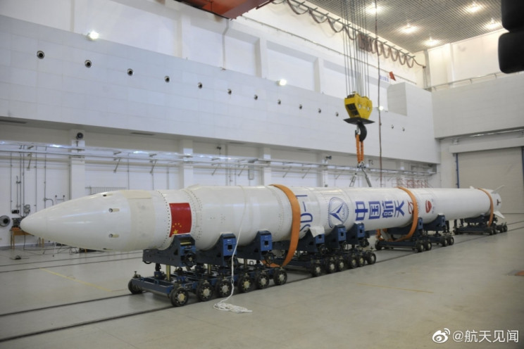 China Successfully Launches Dragon 1 Rocket in Response to the Commercial Satellite Boom
