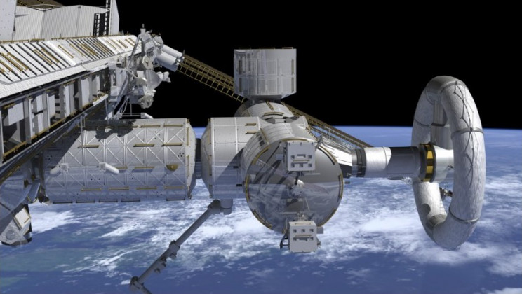 Are Space Habitats the Way of the Future?