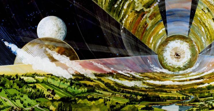 space settlments Torus