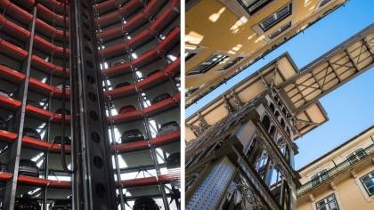 Top 11 Strangest Elevators in the World
