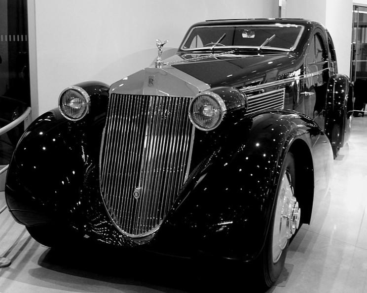 Rolls Royce Phantom Aero