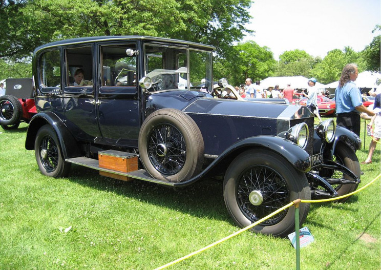 silver ghost 1920