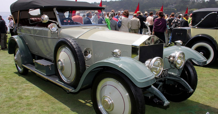 "The ""Silver Ghost"": The Car That Made Rolls-Royce Famous"