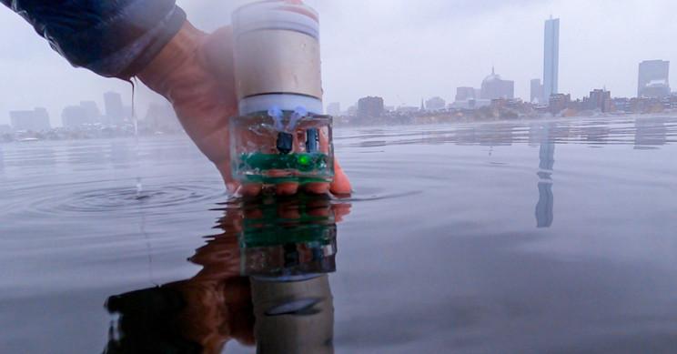 MIT Team Develops Underwater GPS to Map Ocean Floors