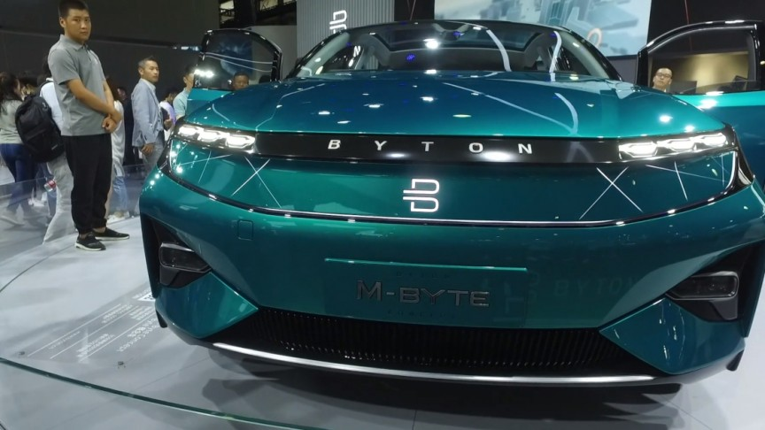 The Future of Vehicle Technology at CES Asia 2019
