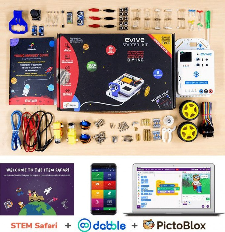 stem kits stempedia