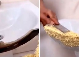 "Hilarious Twitter Responses to ""Fixing a Broken Sink with Ramen"" Video"