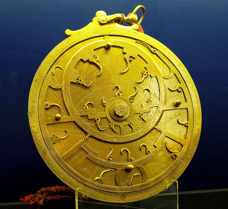 Astrolabe Greek Invention