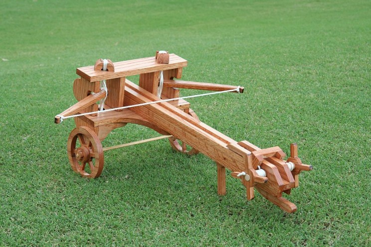 Greek Catapult