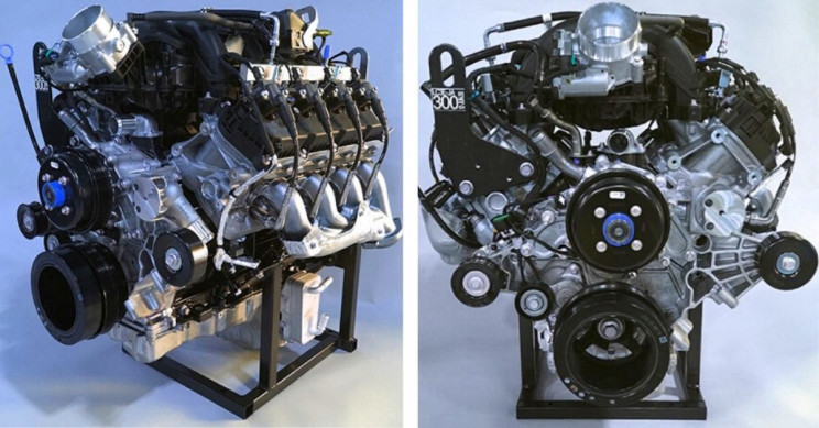 Ford Is Selling Its 7.3-Liter 'Godzilla' V-8 Crate Engine